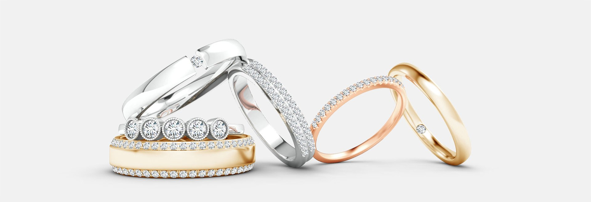 Discover Wedding Rings
